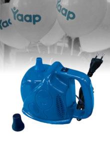 Inflador Electrico de Globos Mini Azul