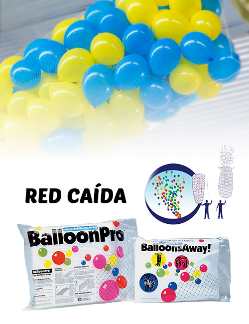 Red Caida de Globos