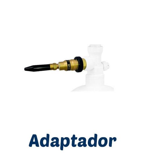 adaptador-para botella de helio todo-globos