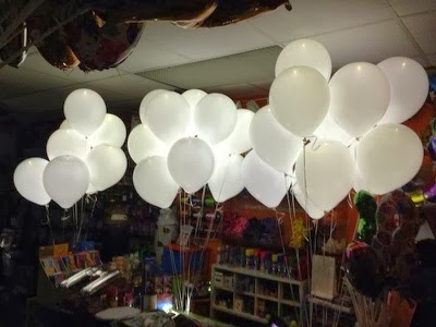 globos led iluminados