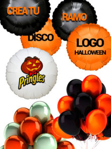 Globos Halloween Promociona tu Local