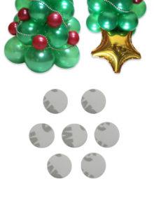adhesivos para globos