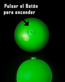 globos led funcionamiento