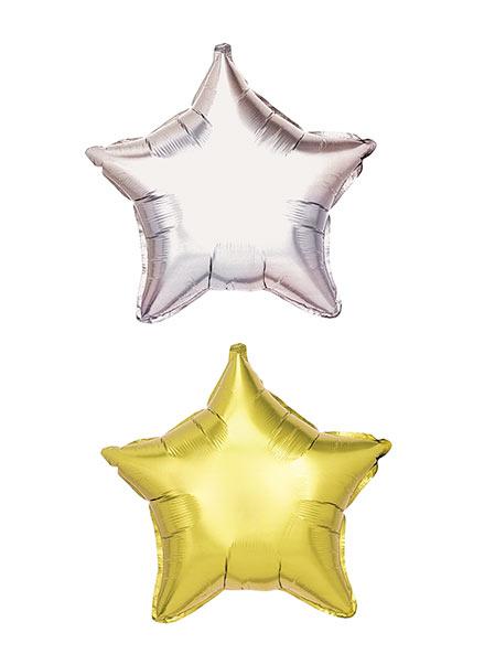 colores estrellas poliamida