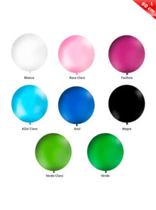 Gama Colores Gigantes 80