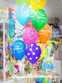 globos feliz cumpleñaos