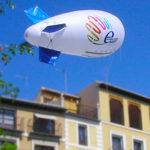 Zeppelines Cautivos Polyuretano Decorado