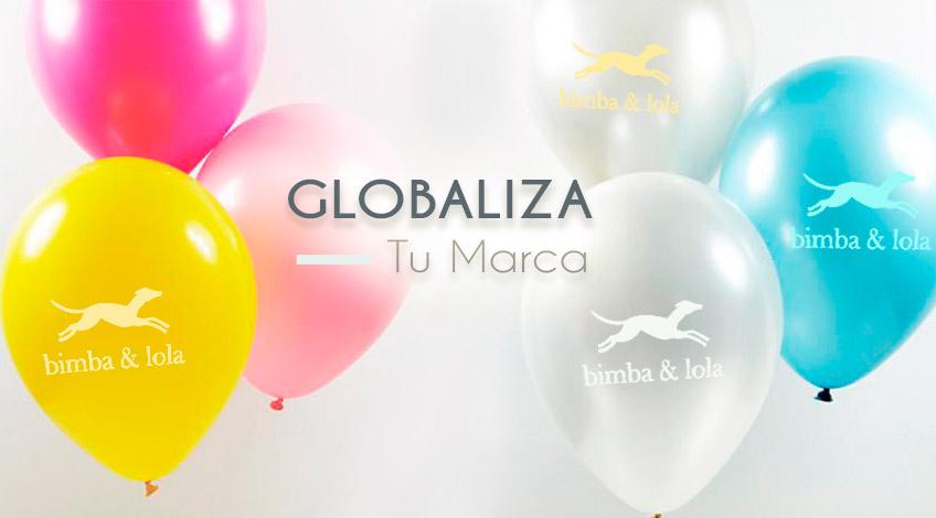 globos publicitarios latex y metalizados personalizados